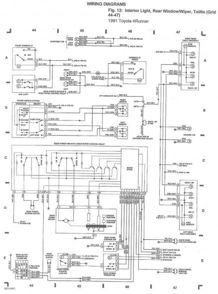 Gy 4273  Toyota Kzte Wiring Diagram Download Diagram