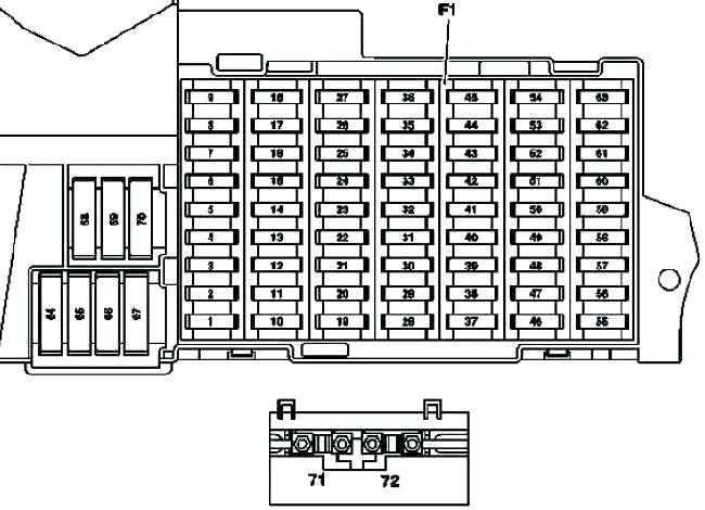 Xv 0031  Mercedes W124 Fuse Box Diagram Free Diagram