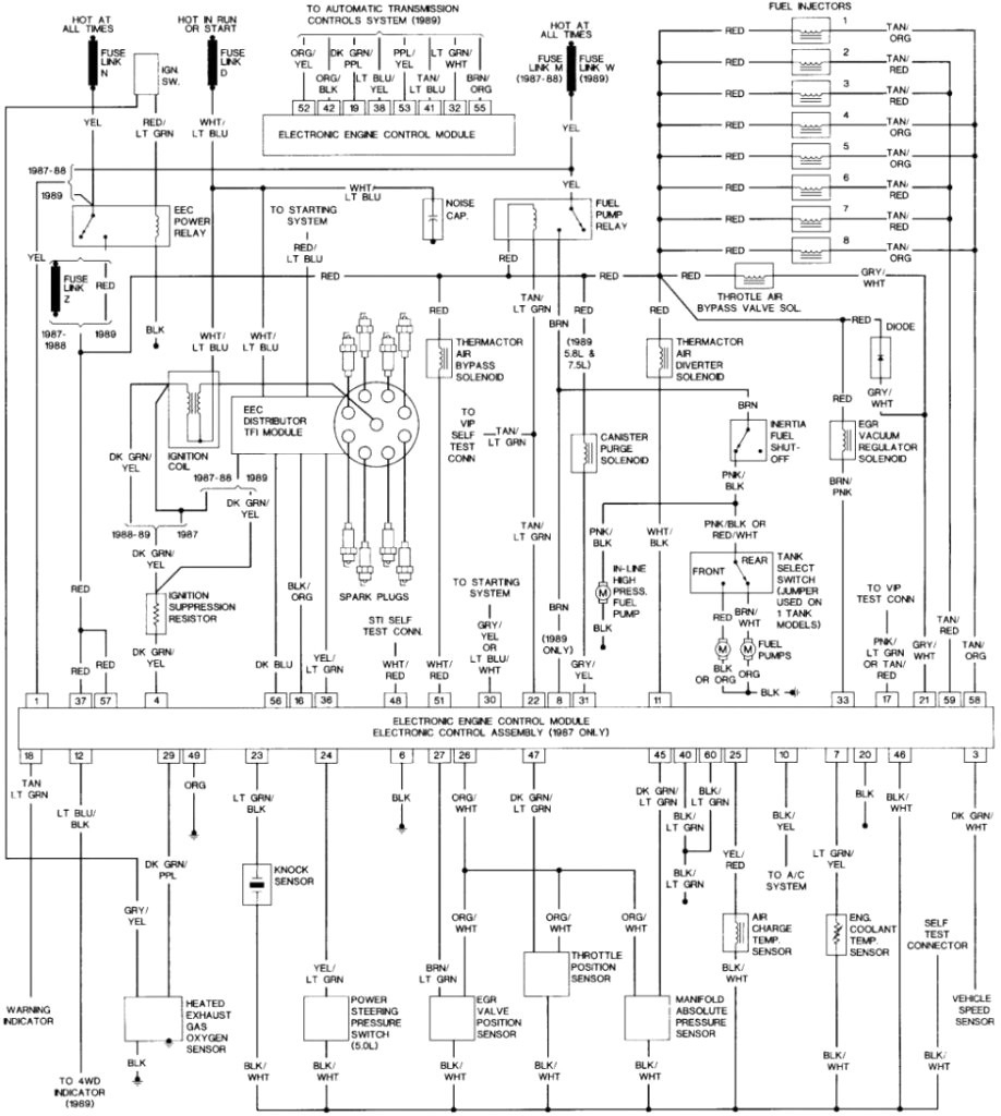 40 F40 Wiring Diagram   shake registre Wiring Diagram   shake ...