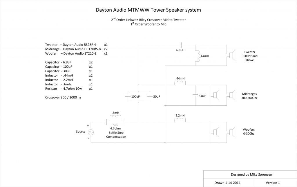 Ct 6455  Advent Speaker Crossover Schematic Diagrams