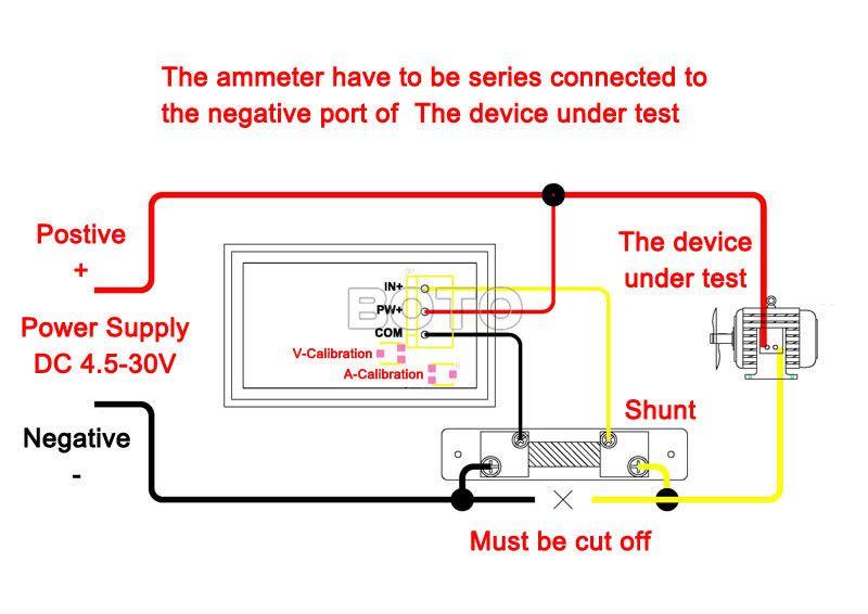 OS_5355] 3 Volt Amp Meter Wiring Diagram For Wire Schematic WiringCosa Genion Otene Skat Wigeg Mohammedshrine Librar Wiring 101