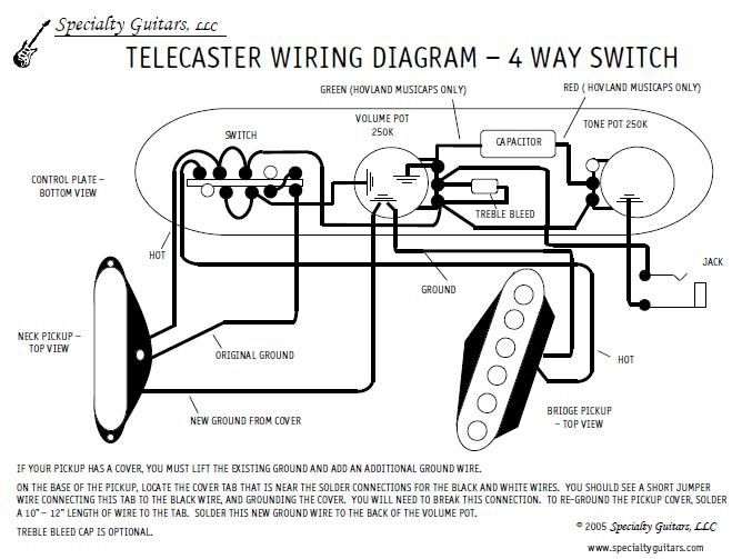 Dy 3412  Telecaster Pickup Wiring Schematic Free Diagram