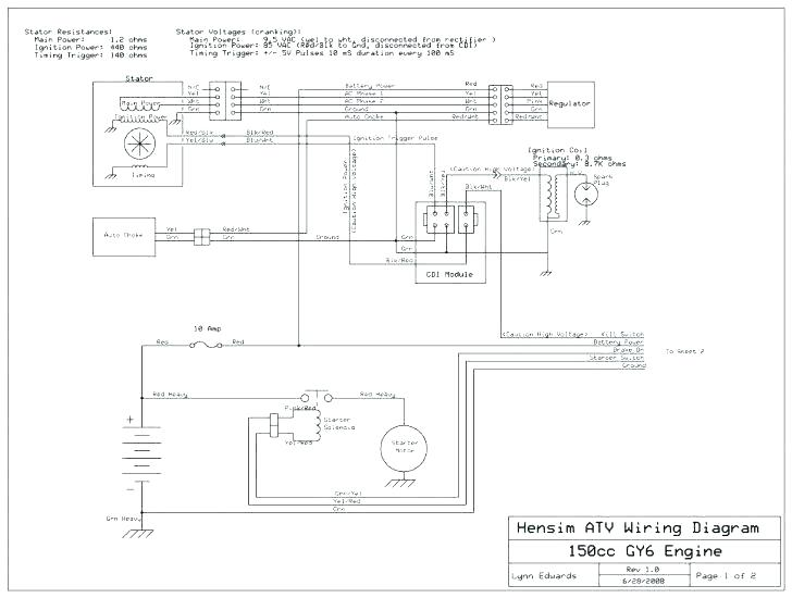 ld4859 gy6 engine wiring diagram furthermore hensim 150cc
