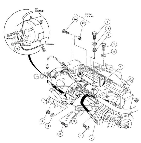 club car ds wiring diagram ignition free picture -series parallel pickup wiring  diagrams | begeboy wiring diagram source  begeboy wiring diagram source