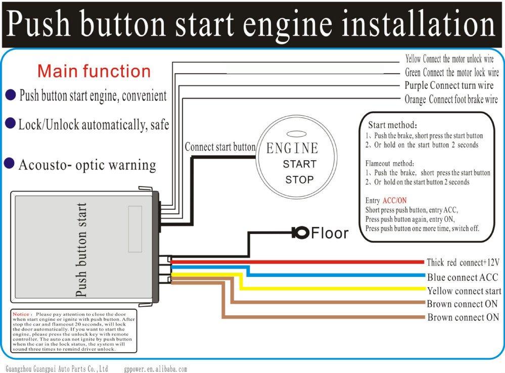 Installation Wiring Diagram Of