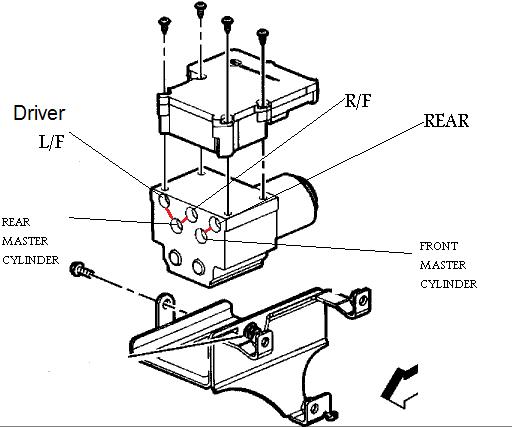 workhorse abs wiring schematic cy 2149  abs module schematic diagram rear drum brake diagram  schematic diagram rear drum brake