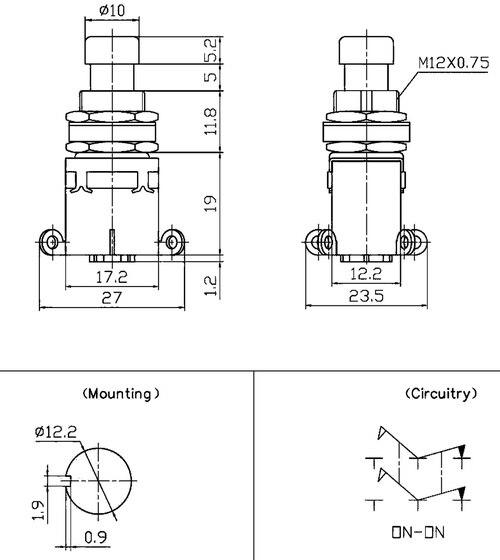 LD_4946] Wiring Spdt Switch Free Diagram | Spdt Switch Wiring Diagram Foot |  | Icaen Attr Mohammedshrine Librar Wiring 101
