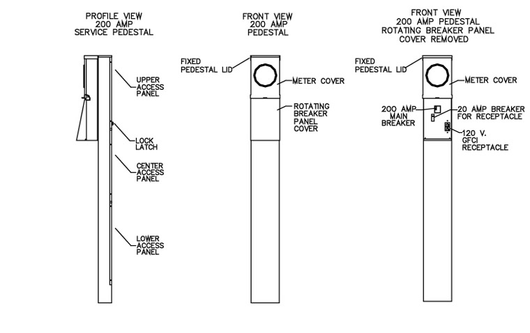 Hr 4007  Mobile Home Breaker Wiring Diagram Wiring Diagram