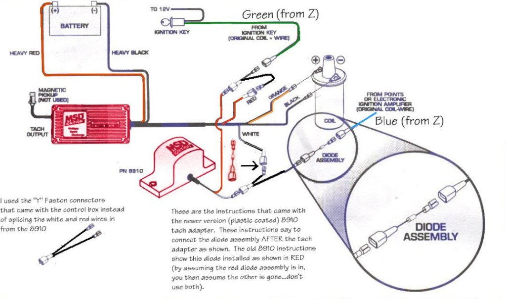 Msd Tach Wiring - Saturn Fog Lights Wiring Diagram for Wiring Diagram  SchematicsWiring Diagram Schematics
