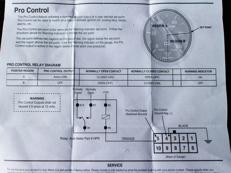 Remarkable Autometer Temp Gauge Wiring Diagram Wiring Diagram Wiring Cloud Eachirenstrafr09Org