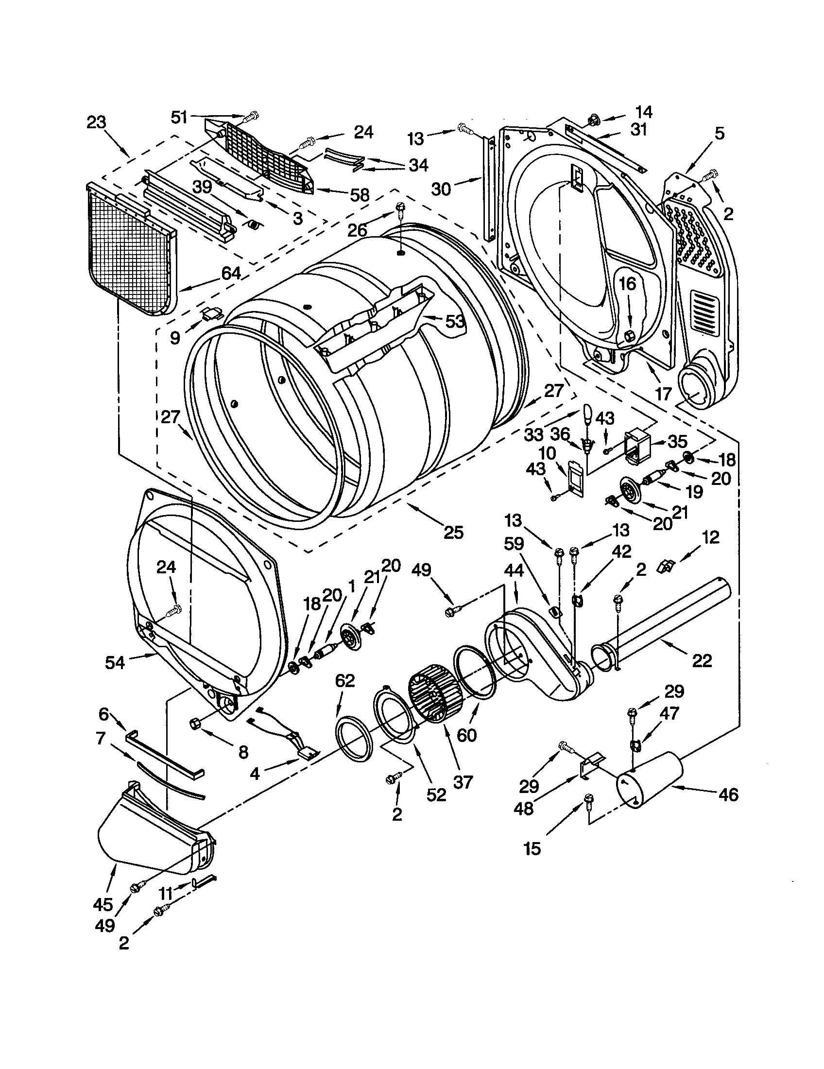 ge gas dryer diagram ch 1849  kenmore gas dryer parts diagram wiring diagram  kenmore gas dryer parts diagram wiring
