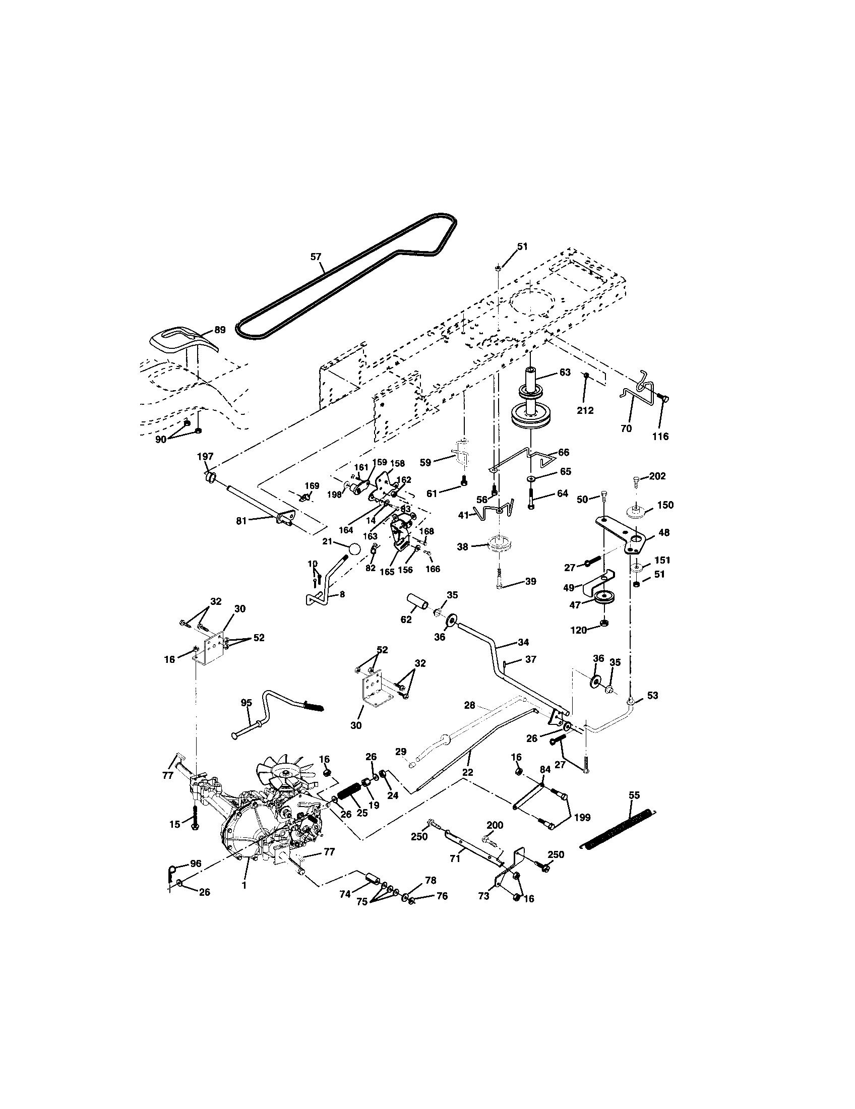 DL_8871] Wiring Diagram 917273160 Craftsman Tractor Download Diagram