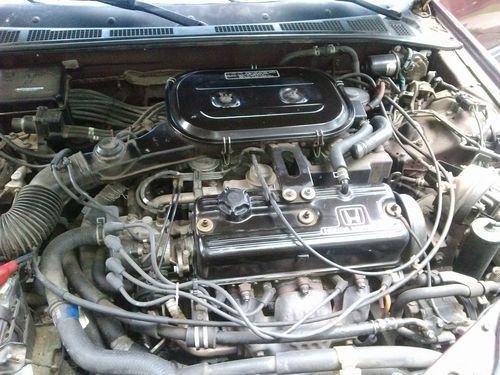 Groovy Find Used 1989 Honda Accord Lx Sedan 4 Door 2 0L In Newtown Wiring Cloud Ymoonsalvmohammedshrineorg