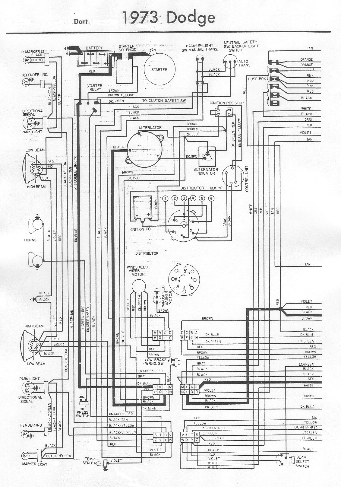 [DIAGRAM_09CH]  MM_0486] 1966 Dodge Coronet 81 2Quot X 11Quot Color Wiring Diagram  Schematic Wiring | 1966 Barracuda Dash Wiring Diagram Schematic |  | Hendil Phil Cajos Hendil Mohammedshrine Librar Wiring 101