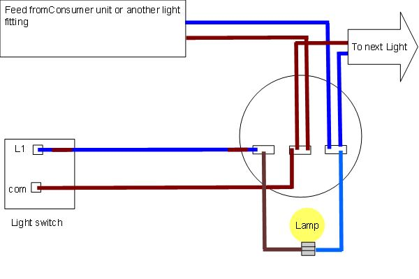 Super Ceiling Rose Wiring Diagrams Harmonised Colours Light Fitting Wiring Cloud Timewinrebemohammedshrineorg