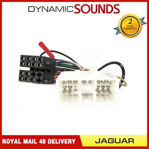 Fantastic Pc2 66 4 Car Stereo Wiring Harness Adaptor Iso Lead For Jaguar Wiring Cloud Hemtshollocom