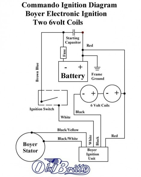 Nn 2236  Electronic Ignition Wiring Schematic Wiring