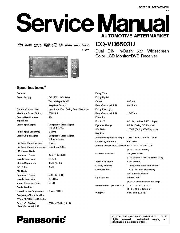 Panasonic Cq C7301U Wiring Diagram from static-resources.imageservice.cloud