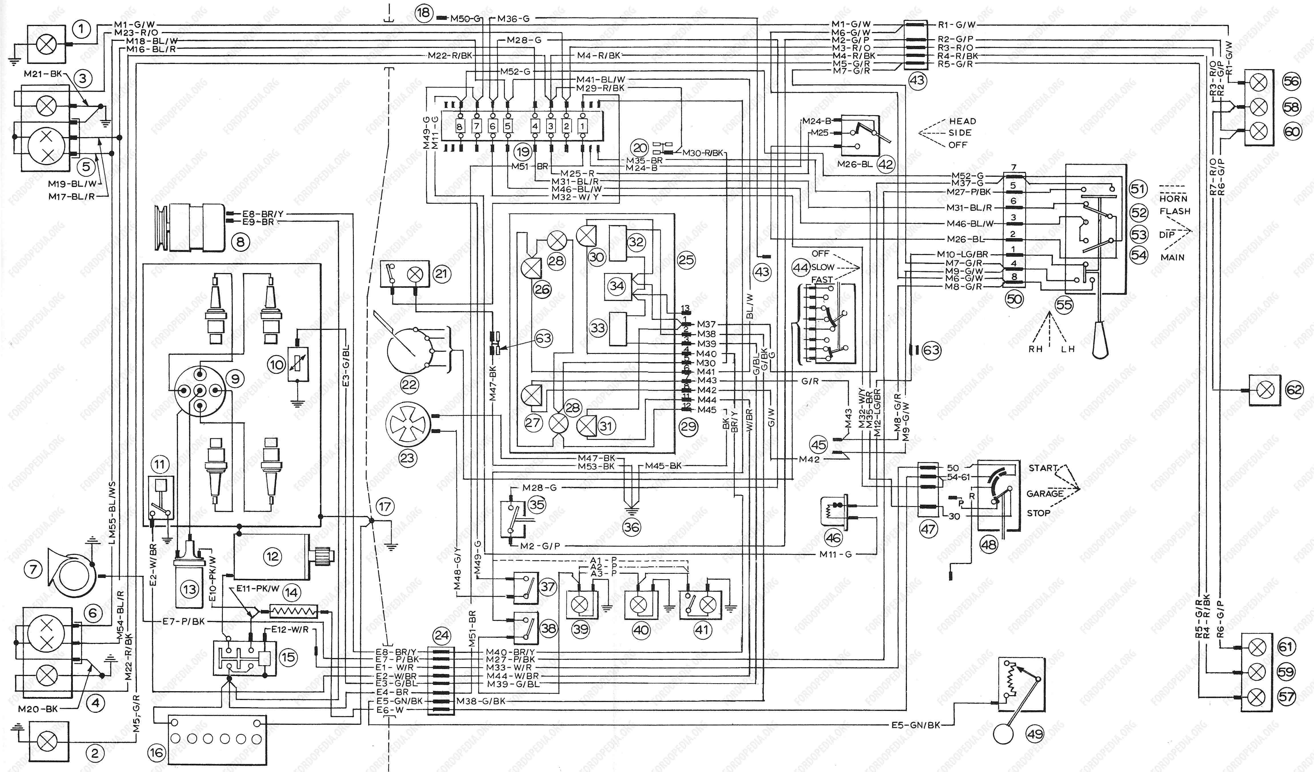 ZV_3584] Parking Lights Wiring Diagram For Ford Free DiagramLoskopri Wigeg Mohammedshrine Librar Wiring 101