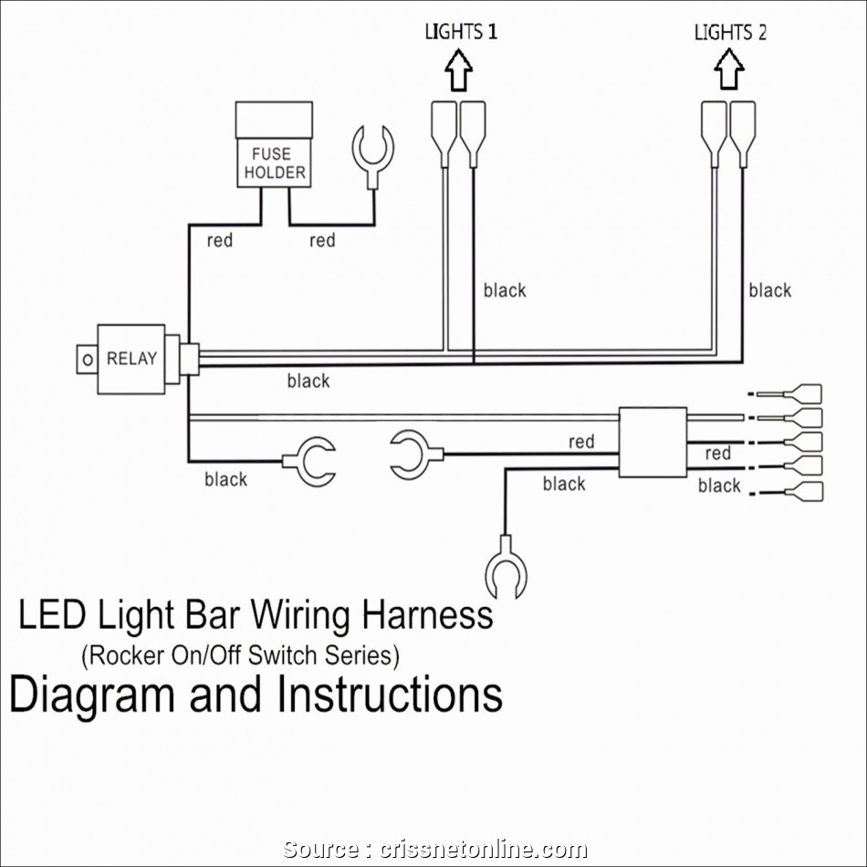 Na 8819 Relay Wiring Diagram Also Led Light Bar Rocker Switch Wiring Diagram Free Diagram