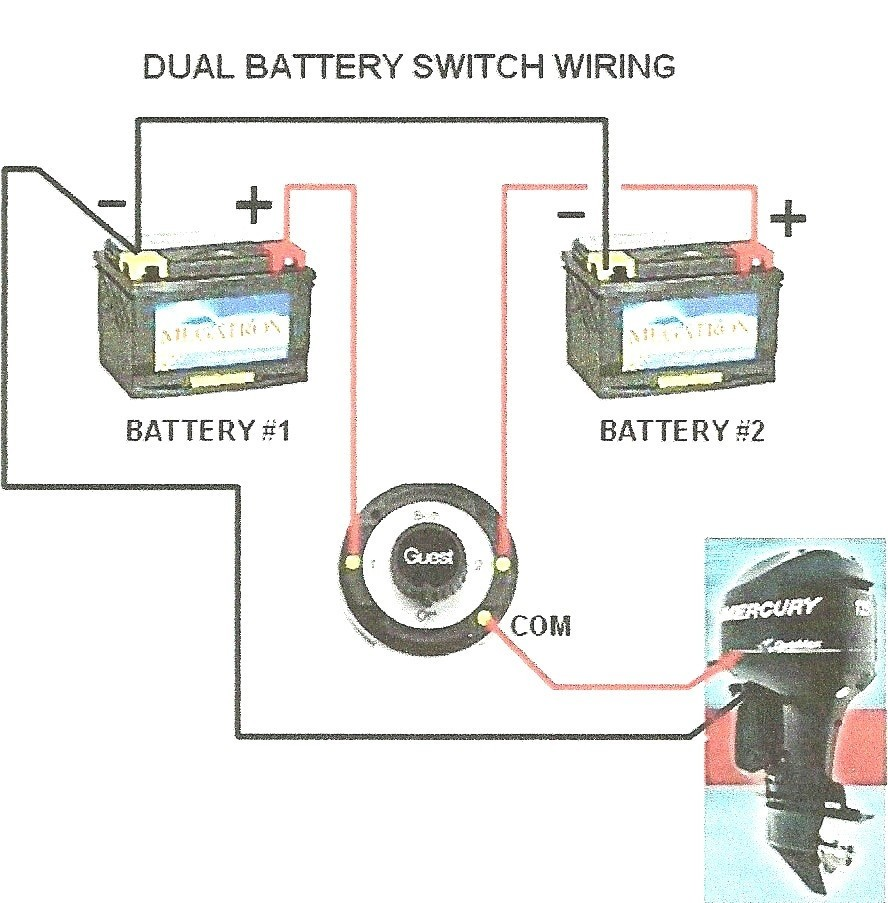 Rn 4282 Two Battery Switch Wiring Diagram Wiring Diagram