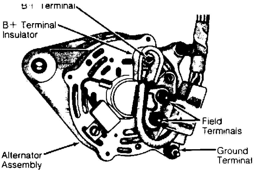 [DIAGRAM_38YU]  Alternator Wiring Jeep - 94 Mustang Wiring Diagram for Wiring Diagram  Schematics   1993 Jeep Wrangler Alternator Wiring      Wiring Diagram Schematics