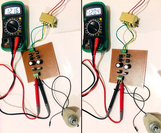 Fine 12V And 12V Dual Power Supply Circuit Diagram Wiring Cloud Eachirenstrafr09Org