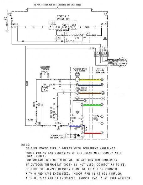 trane xl16i compressor wiring diagrams 2001 ford focus fuse