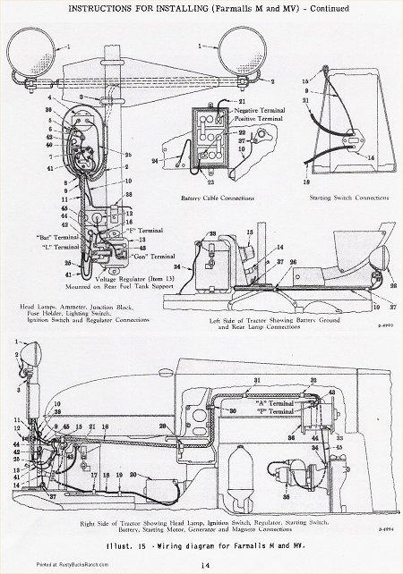 by7024 1948 farmall super a wiring diagram download diagram