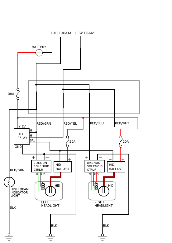 [SCHEMATICS_48EU]  FF_1640] Dodge Ram 2500 Also 7 Pin Trailer Wiring Diagram On Dodge Ram Hid  Download Diagram | 96 Dodge Trailer Wiring Diagram |  | Caba Kicep Mohammedshrine Librar Wiring 101