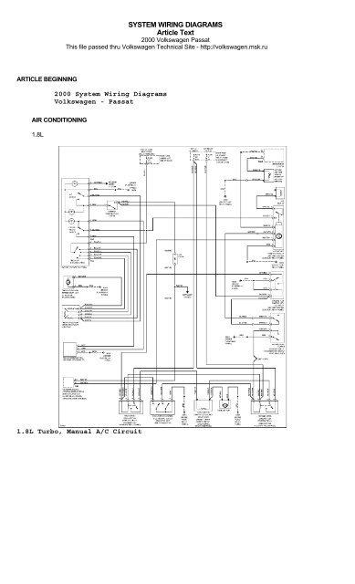 2002 volkswagen jetta ac wiring  cv20s kohler engine