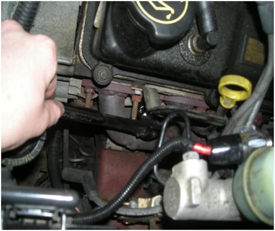 Terrific Spark Plug And Spark Plug Wire 94 04 V6 Installation Wiring Cloud Uslyletkolfr09Org