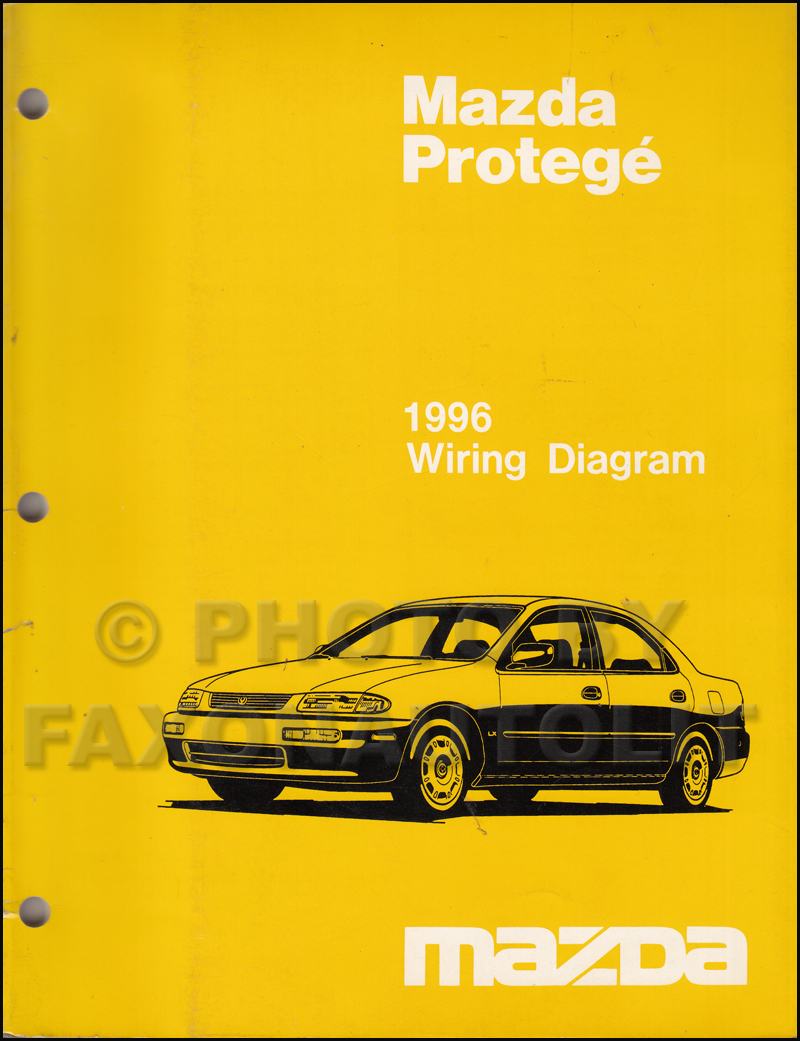 1999 Mazda Protege Radio Wiring Diagram - Collection