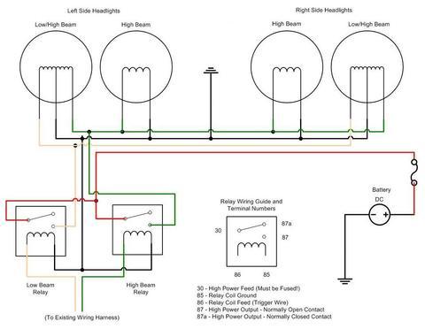 Vy Headlight Wiring Diagram