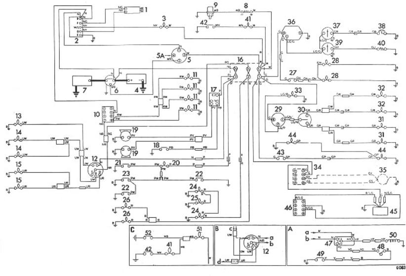 HR_9290] 1979 Triumph Spitfire Wiring Diagram Free Diagram | Spitfire 1500 Wire Harness Diagram |  | Kargi Mohammedshrine Librar Wiring 101