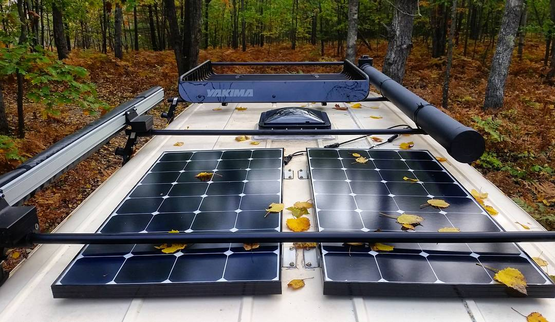 Fantastic Best Solar Panels For Rv Or Camper Van Comparison And Buyer Guide Wiring Cloud Inklaidewilluminateatxorg