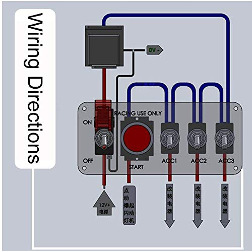 racing switch wiring  pietrodavicoit conductorgossip