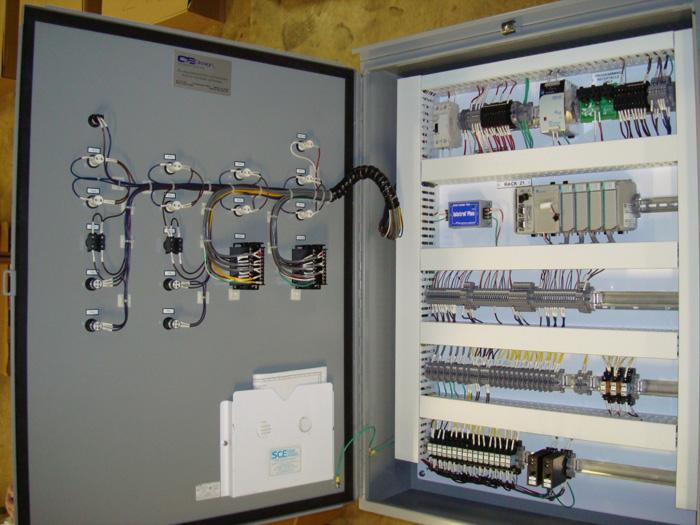 Dx 4355 Plc Panel Wiring Schematic Wiring