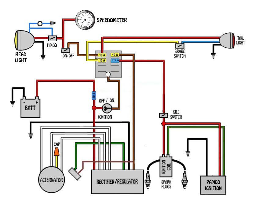 YY_8757] Honda Cx500 Wiring Diagram Together With Honda Cb650 Cafe Racer OnHroni Ical Sapebe Umng Mohammedshrine Librar Wiring 101