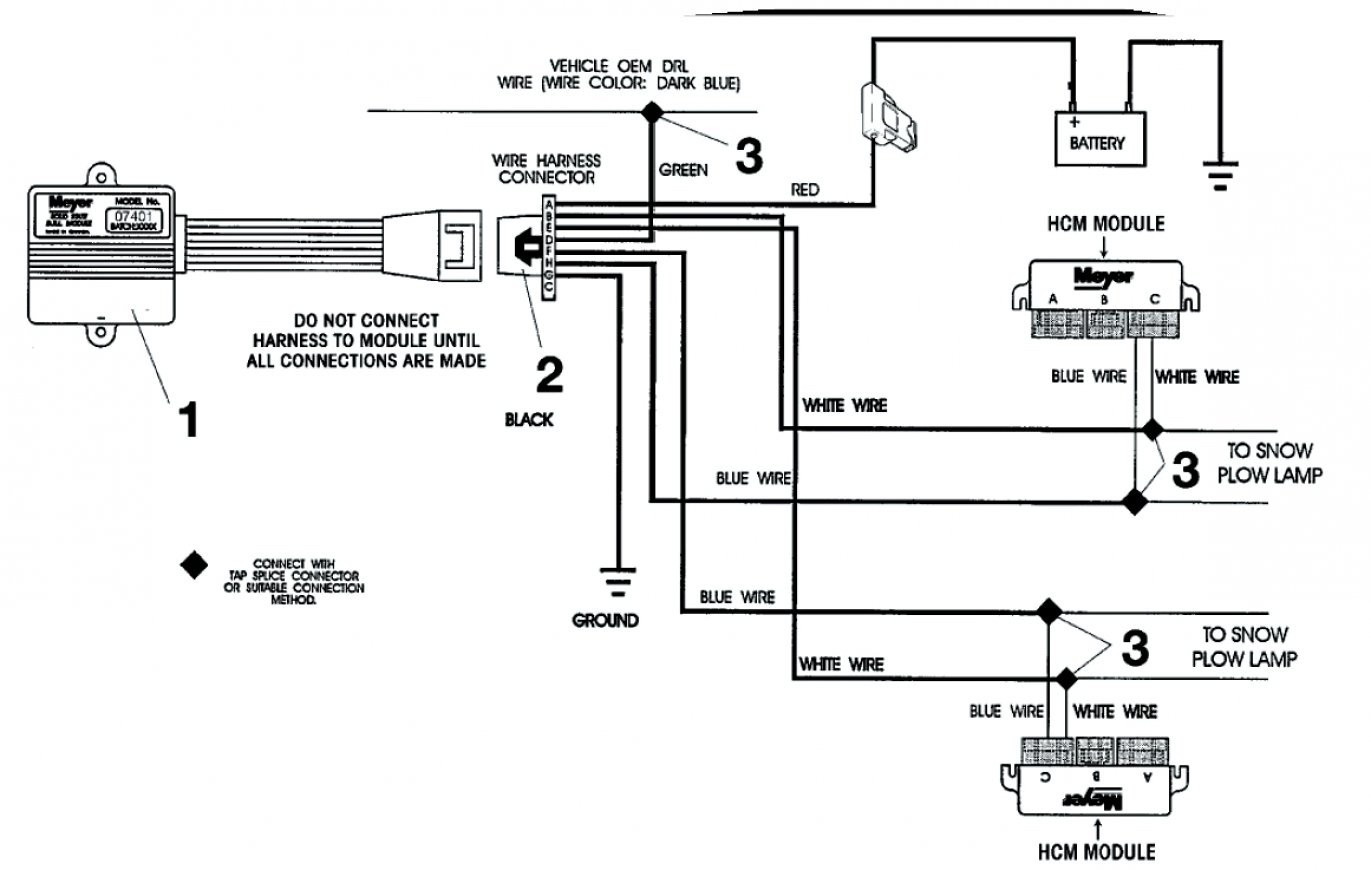 Snow Way Wire Diagram   Fusebox and Wiring Diagram series fast ...