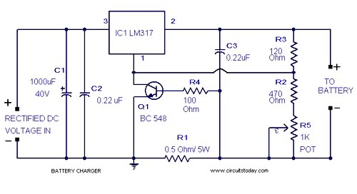 Enjoyable Lead Acid Battery Charger Circuit Wiring Cloud Monangrecoveryedborg