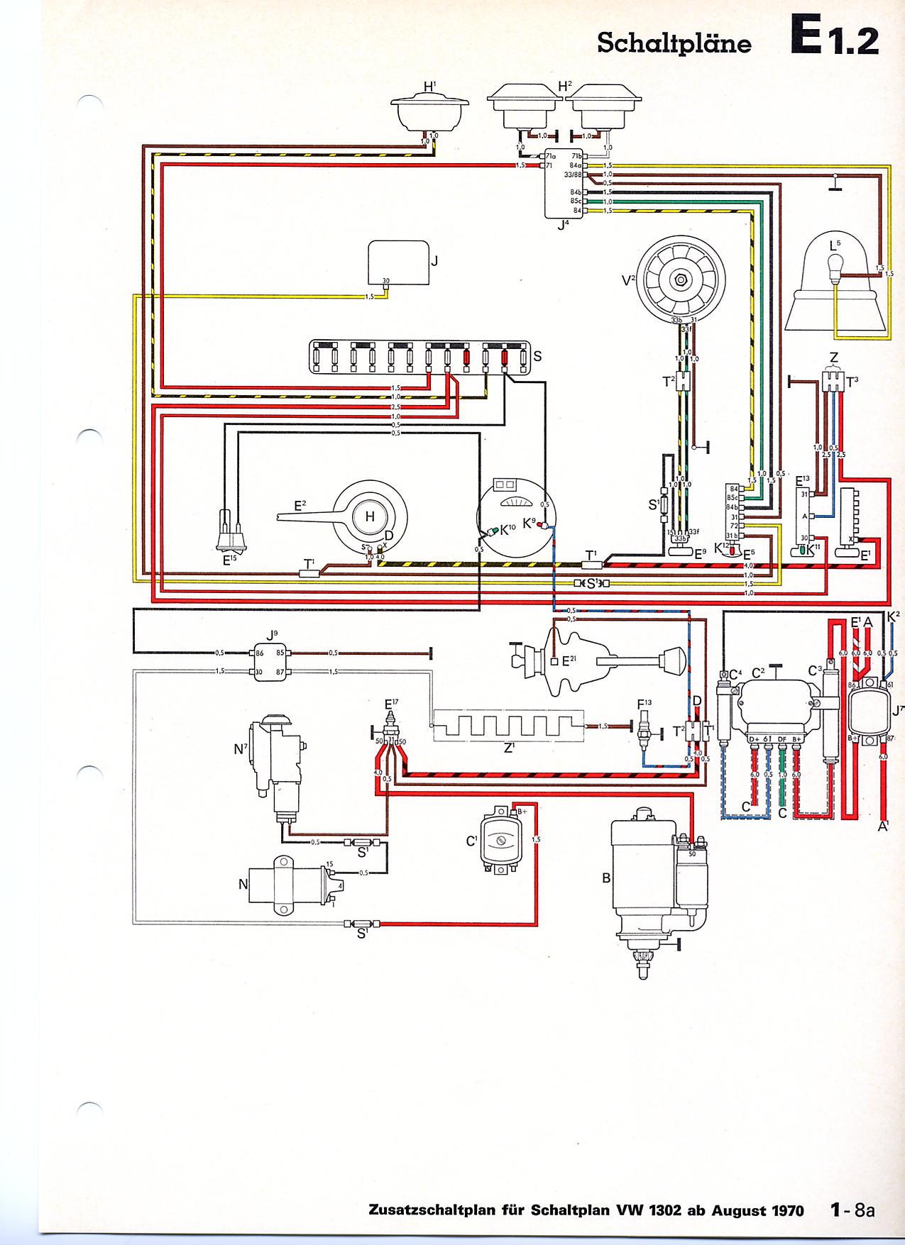 vw bug starter wiring cl 8626  vw voltage regulator wiring diagram additionally 72 vw vw bug starter solenoid wiring vw voltage regulator wiring diagram