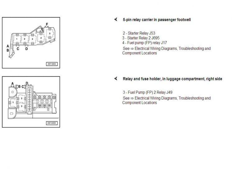 Stupendous B7 Rs4 Fuse Box Diagram Wiring Diagram Schematic Wiring Cloud Lukepaidewilluminateatxorg