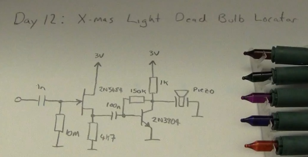 Astonishing Led How To Find A Faulty Bulb In A Christmas Lights String Wiring Cloud Hisonepsysticxongrecoveryedborg