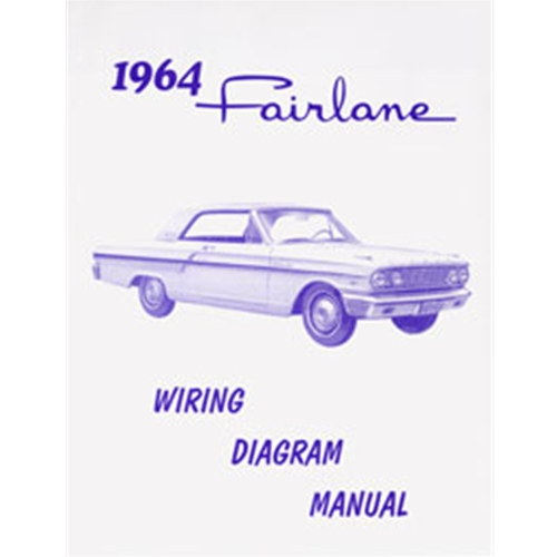 Fantastic 1964 Ford Fairlane Wiring Diagram 64 Fairlane Wiring Cloud Genionhyedimohammedshrineorg