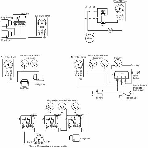 Zr 3313 Time Switch Wiring Diagram Wiring Diagram