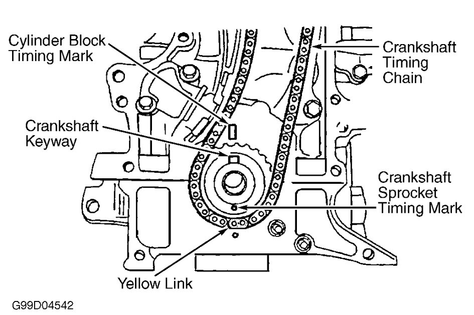 Be 6954  Engine Timing Chain Diagram Download Diagram