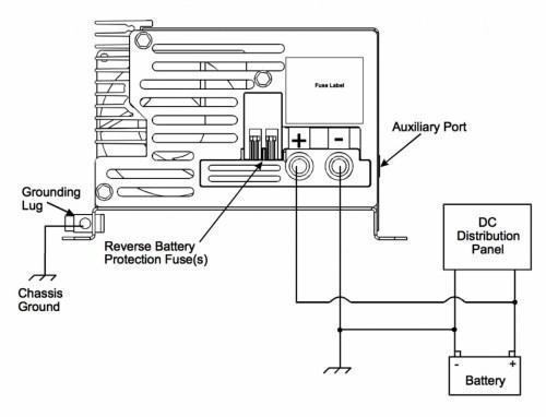 Magnetek Power Converter 6620 Wiring Diagram