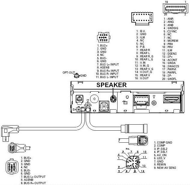 df7125 pioneer cd player wiring diagram besides pioneer