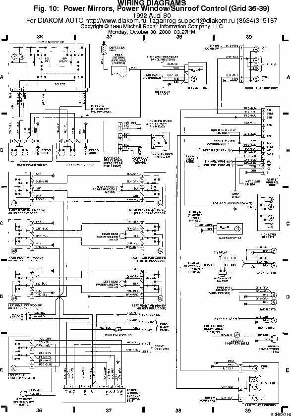 Enjoyable Audi 80 Wiring Diagram Electrical System Circuit Pictures To Pin On Wiring Cloud Waroletkolfr09Org